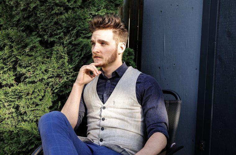 Taglio capelli uomo moda look style
