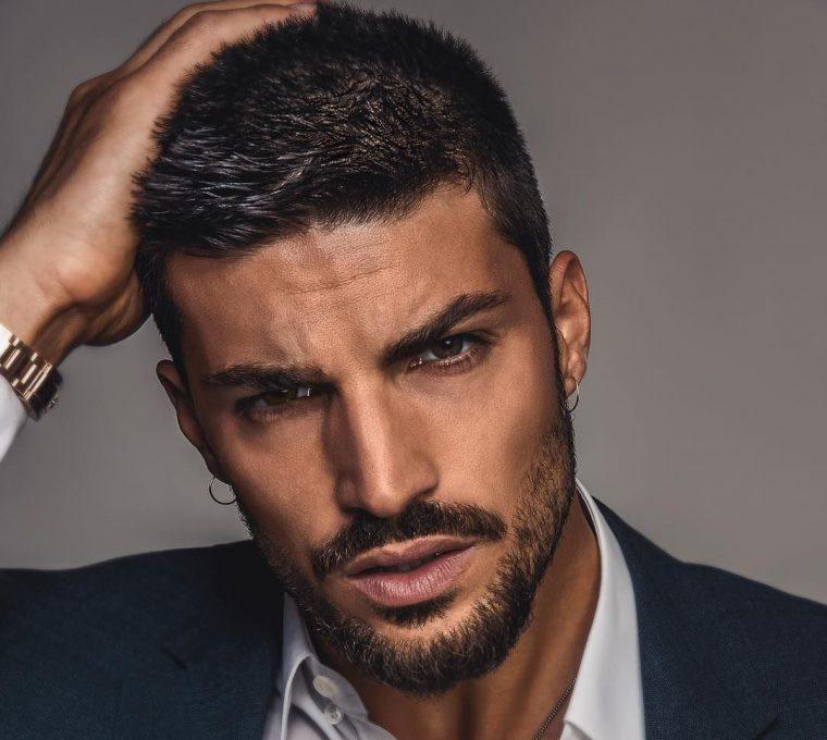 Tagli di capelli corti per uomo